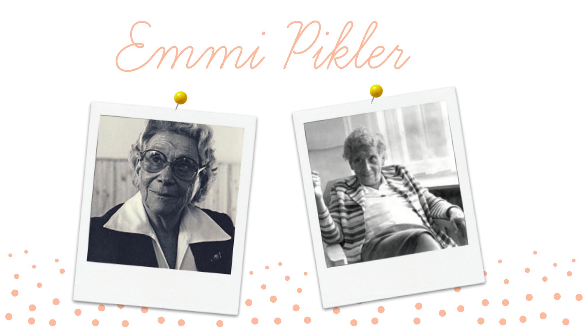Emmi Pikler   Steek en verzamelspel   Emmi pikler, Spiele